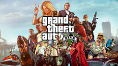 Grand Theft Auto V poster - 5 of the Most Addictive Games Ever That Will Kill Your Productivity
