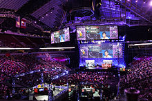 Participants in The International 2014, DOTA 2 competition